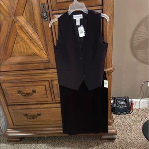Bloomingdales top and skirt